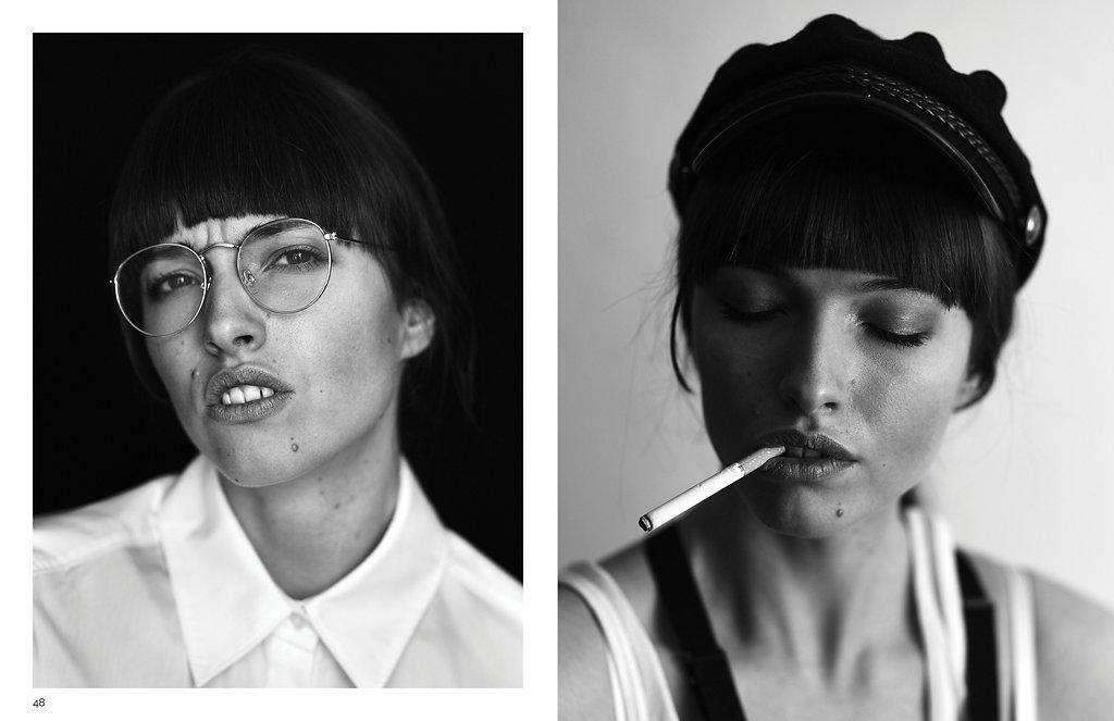 Marc Aurelius Photography  Lea Huppenbauer Bring Me Magazine Editorial